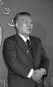 共産党委員長 宮本  顕治 写真 2