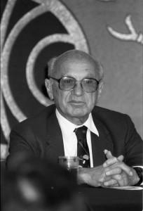 経済学者 ミルトン・フリードマン 写真 2