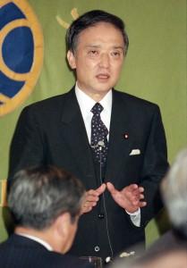 首相 海部  俊樹 写真 2