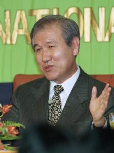大統領 盧泰愚 写真 1