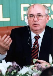 大統領 ミハイル・ゴルバチョフ 写真 1