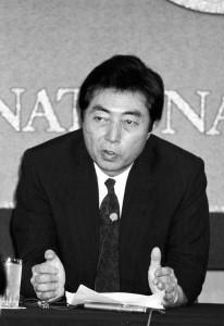 日本新党代表 細川  護煕 写真 2