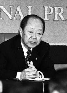 首相 宮沢  喜一 写真 3