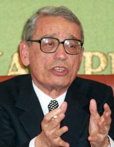 事務総長 ブトロス・ガリ 写真 2