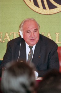 首相 ヘルムート・コール 写真 3