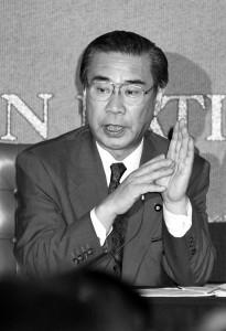 首相 羽田  孜 写真 3