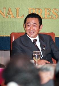首相 橋本龍太郎 写真 3