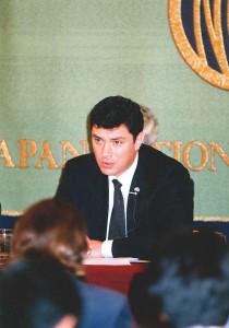 第一副首相 ボリス・ネムツォフ 写真 3