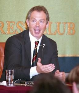 首相 トニー・ブレア 写真 3