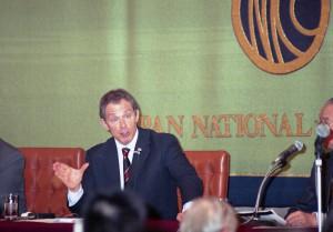 首相 トニー・ブレア 写真 2