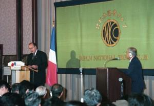 ジャック・シラク・フランス大統領 写真 2