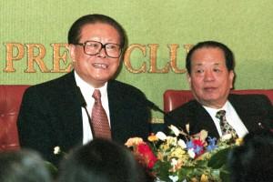 国家主席 江沢民 写真 1
