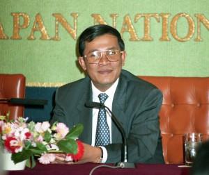 首相 フン・セン 写真 2