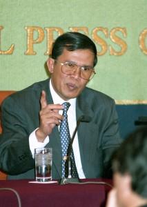 首相 フン・セン 写真 3