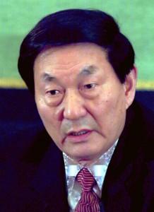 首相 朱鎔基 写真 3