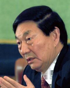 首相 朱鎔基 写真 2