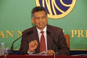 ASEAN事務総長 スリン・ピッスワン  写真 3