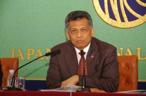 ASEAN事務総長 スリン・ピッスワン  写真 1