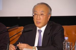 国際エネルギー機関(IEA)事務局長 田中伸男 写真 1