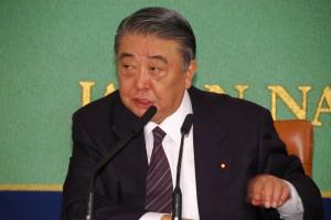衆議院議員 (自民、青森) 大島理森  写真 1