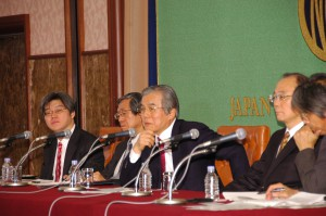 三菱総合研究所理事長・前東京大学総長 小宮山宏 写真 2