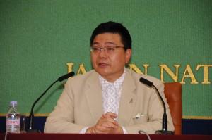佐賀県知事 古川康 写真 1