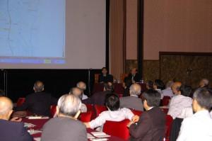 復興構想会議検討部会専門委員 藻谷浩介 写真 1