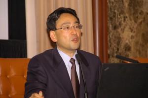 復興構想会議検討部会専門委員 藻谷浩介 写真 2
