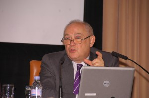 ロシア小児血液腫瘍免疫研究センター長 アレクサンドル・ルミャンツェフ 写真 2