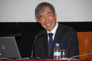 駿河台大学教授 成田憲彦 写真 2