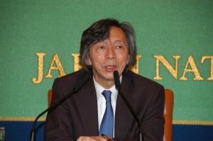 前駐韓国大使 武藤正敏 写真 1
