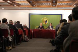 国際原子力機関(IAEA)事務局長 天野之弥 写真 3