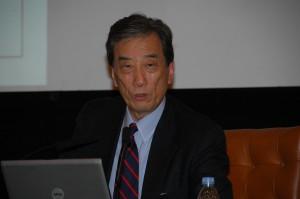 元国会事故調委員長 黒川清 写真 1
