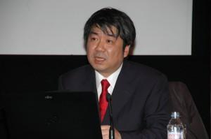 NTTデータ 品質保証部情報セキュリティ推進室NTTDATA-CERTシニアエキスパート 宮本久仁男 写真 1
