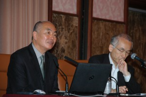 OECD事務次長 玉木林太郎 写真 2