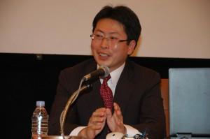 中野晃一・上智大教授、中北浩爾・一橋大大学院教授 写真 2