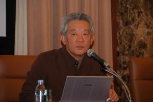 高橋和夫 放送大学教授 池内恵 東京大学先端科学技術研究センター准教授 写真 2