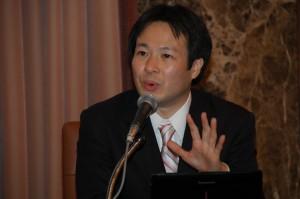 高橋和夫 放送大学教授 池内恵 東京大学先端科学技術研究センター准教授 写真 3