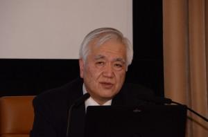 国際協力銀行(JBIC)総裁 渡辺博史 写真 2