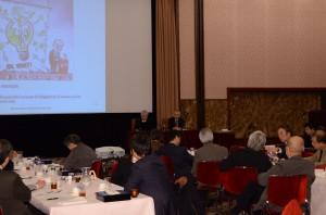 国際協力銀行(JBIC)総裁 渡辺博史 写真 1