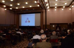 技術研究組合 国際廃炉研究開発機構(IRID)理事長 山名元  写真 2