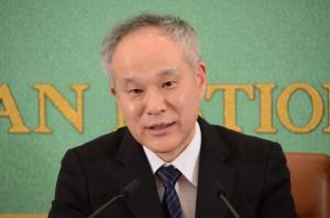 東京大学教授 長谷部恭男 写真 2