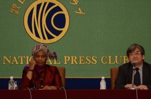 UN Women事務局長 プムズィレ・ムランボ・ヌクカ 写真 2