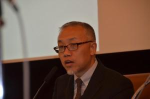 神戸国際大学教授 毛丹青  写真 2