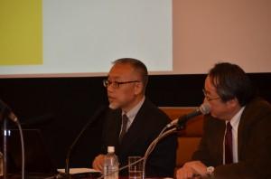 神戸国際大学教授 毛丹青  写真 1