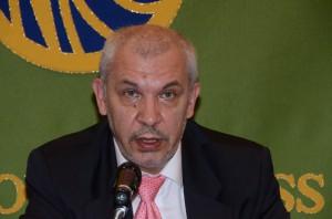 駐日大使 イーホル・ハルチェンコ 写真 2