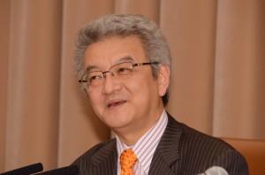 政策研究大学院大学教授 伊藤隆敏 写真 2