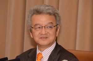 政策研究大学院大学教授 伊藤隆敏 写真 1