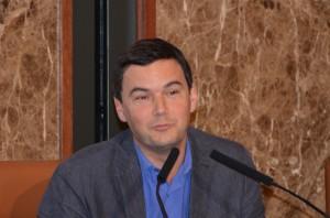 経済学者 トマ・ピケティ 写真 2