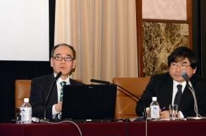 労働政策研究・研修機構主席統括研究員 濱口桂一郎 写真 2
